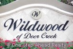 sign for Wildwood